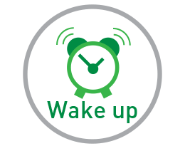 Petpointer Wake-Up